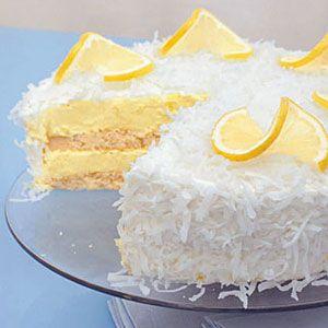 Coconut-Lemon-Mousse-Cake