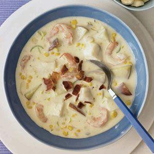 New-England-Seafood-Chowder