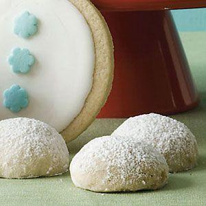 toasted pecan snowballs