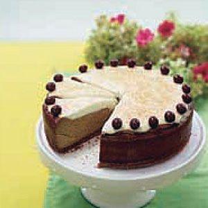 Cappuccine-Cheesecake