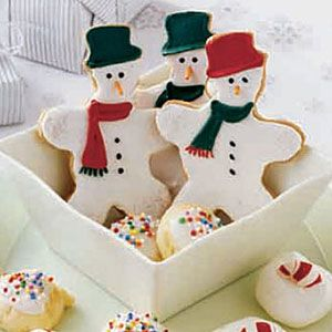 Spice-Cookie-Snowmen