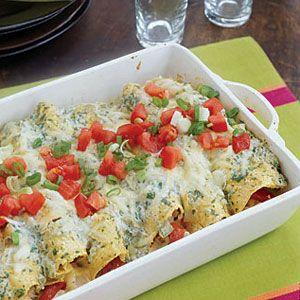 Turkey-Enchiladas-Suizas