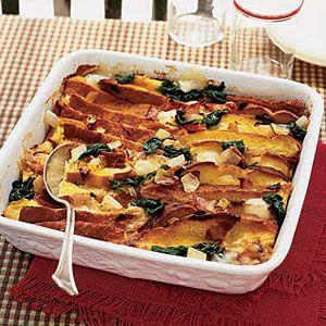 Ham-and-Swiss-Strata-Recipe