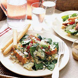 Mediterranean-Chicken-and-Couscous-Salad