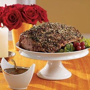 Rosemary-Roast-Pork-with-Three-Sauces