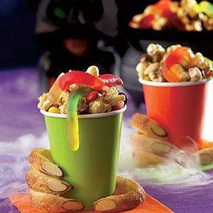 halloween finger foods -Monster Munch