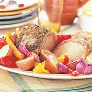 Italian-Roast-Pork-and-Vegetables