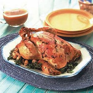 Lemon-Garlic-Roast-Chicken