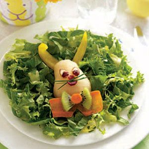 Bunny-Pear-Salad