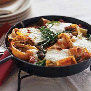 Lazy-Lasagna