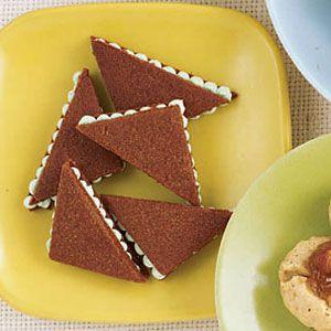 Chocolate-Mint-Triangles