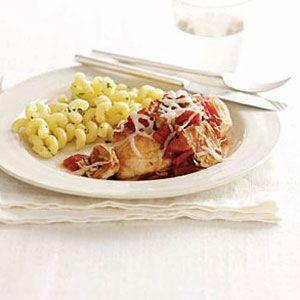 Tomato-Artichoke-Chicken
