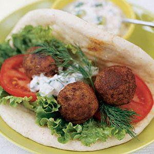 Turkish-Meatball-Pitas-Recipe