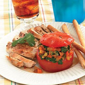 Stuffed-Tomatoes-Recipe