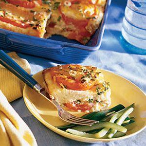 Tomato-and-Cheese-Strata-Recipe