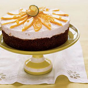 Mango-Lime-and-Ginger-Cheesecake