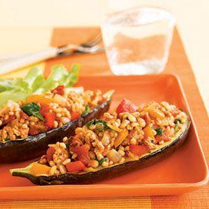 Mediterranean-Stuffed-Eggplant-Recipe
