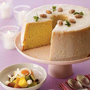 Almond-Poundcake