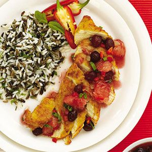 Chicken-with-Ruby-Grapefruit-and-Cranberry-Salsa