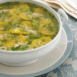 Spring-Chicken-Vegetable-Soup