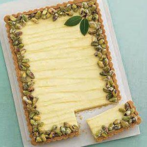 Lemon-Sour-Cream-Tart