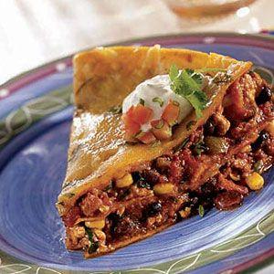 Enchilada-Pie