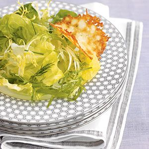 Spring-Greens-with-Parmesan-Crisps