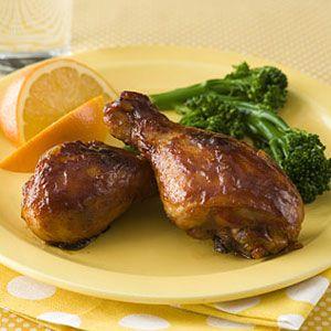 Orange-BBQ-Drumsticks-and-Broccolini