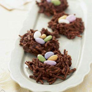 Chocolate-Nests