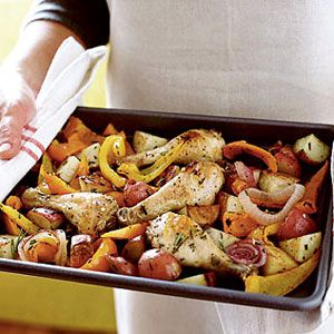 Rosemary-Chicken-and-Vegetables