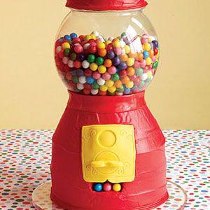 Bubble Gum Slot Machine Cakes