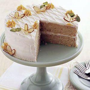 Lemon-Cake-with-Butterflies