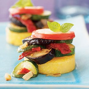 Eggplant-Polenta-Stacks-Recipe