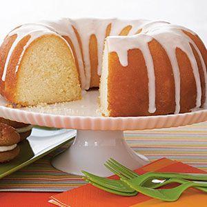 Lemon-Bundt-Cake