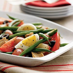 Tuna Nicoise Recipe