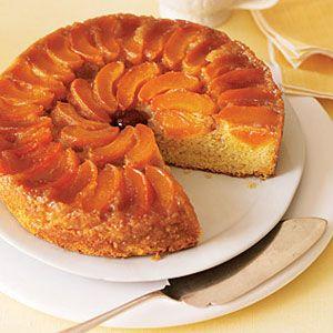 Apricot-Upside-Down-Cake