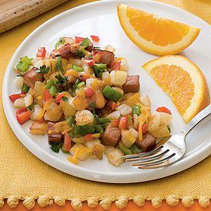 Potato-Ham-Hash-Recipe