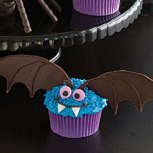 Bat-Cupcake-Recipe