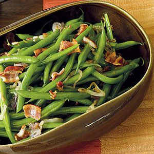 Green-Beans-with-Warm-Bacon-Dressing-Recipe