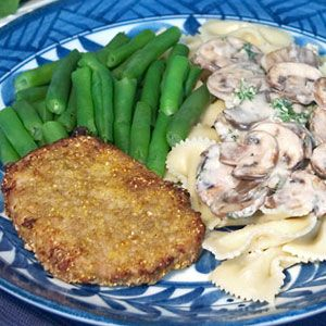 Medallions-of-Pork-with-Sauteed-Vegetables
