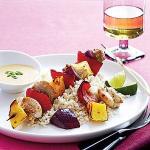 Chicken-Curry-Skewers-Recipe