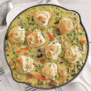 Creamy-Chicken-and-Biscuits-Recipe