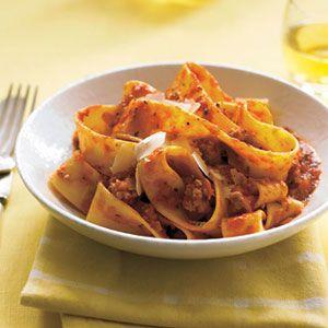 Pappardelle-with-Turkey-Ragu-Recipe