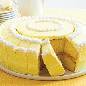 The Very Best Vanilla Cake