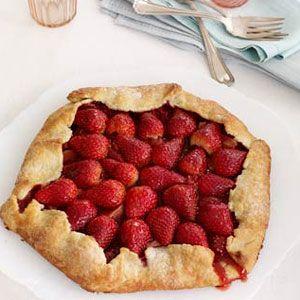 Rustic-Strawberry-Tart-Recipe
