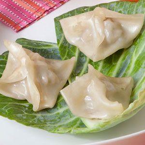 Steamed-Chinese-Dumplings-Recipe