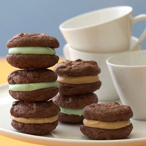 Chewy-Chocolate-Sandwich-Cookies-Recipe