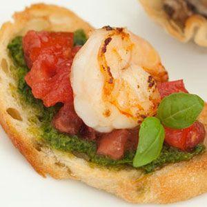 Garlic-Shrimp-Bruschetta-Recipe