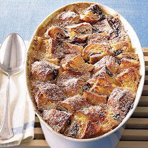 Chocolate-Croissant-Bread-Pudding-Recipe