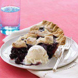 Blueberry-Pie-a-la-Mode-Recipe